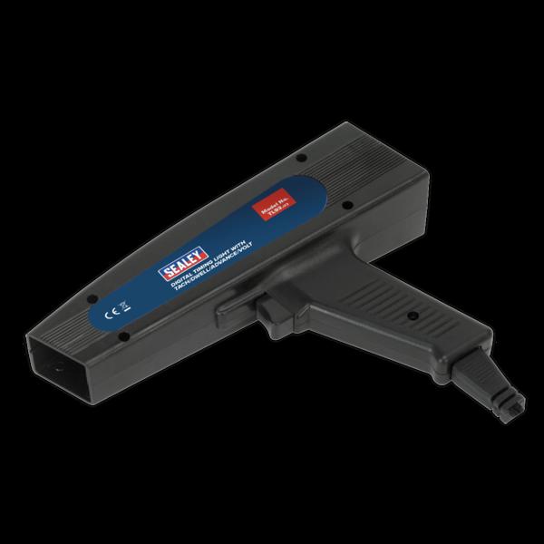 Sealey TL93 Timing Light Digital Tach/Dwell/Advance/Volt Thumbnail 1