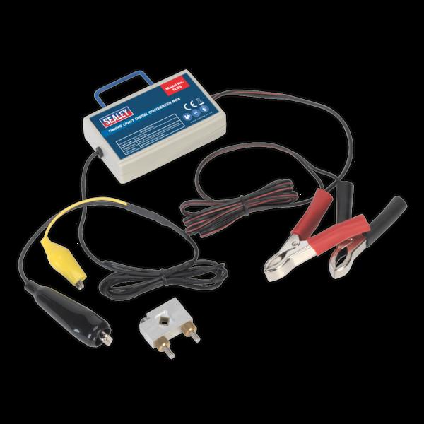 Sealey Timing Light Diesel Converter Box Thumbnail 1