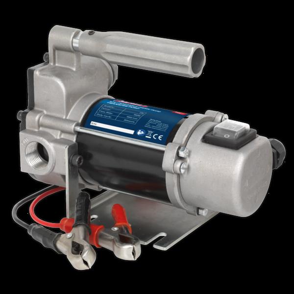 Sealey TP9624 Diesel/Fluid Transfer Pump Portable 24V  Thumbnail 2