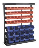 Sealey TPS47 Bin Storage System with 47 Bins