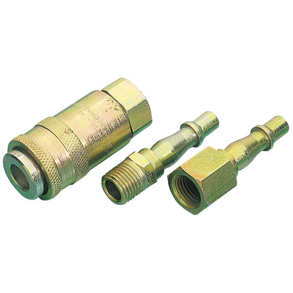 Draper 37844 Ack2 Air Line Coupling Set 14 BSP Thumbnail 2