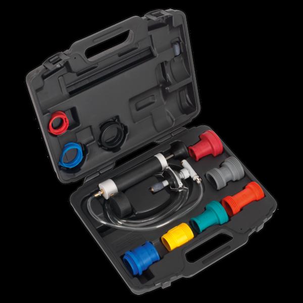 Sealey VS0031 Cooling System & Cap Testing Kit  Thumbnail 1