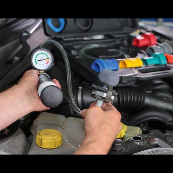 Sealey VS0031 Cooling System & Cap Testing Kit  Thumbnail 6
