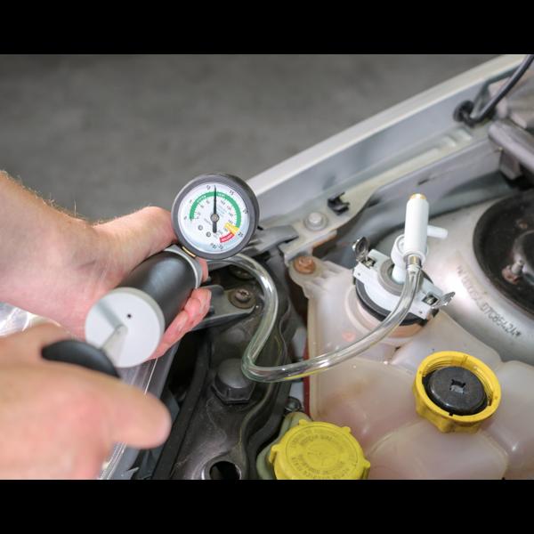 Sealey VS0031 Cooling System & Cap Testing Kit  Thumbnail 5