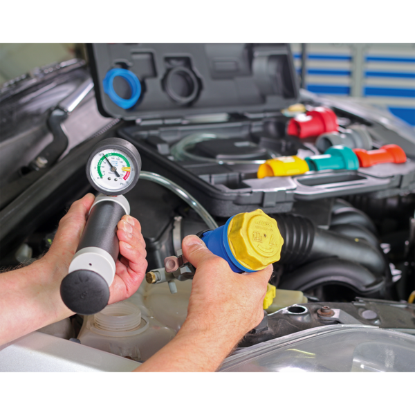 Sealey VS0031 Cooling System & Cap Testing Kit  Thumbnail 4