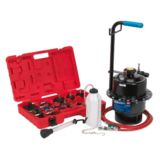Sealey VS0204 Pneumatic Brake & Clutch Pressure Bleeder Kit