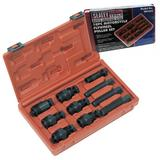 Sealey VS1822 Motorcycle Flywheel Puller Set (10 Piece)