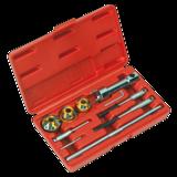 Sealey VS1823 Valve Seat Cutter Set 10pc