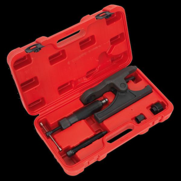Sealey VS3813 Ball Joint Splitter Hydraulic & Manual - HGV  Thumbnail 1