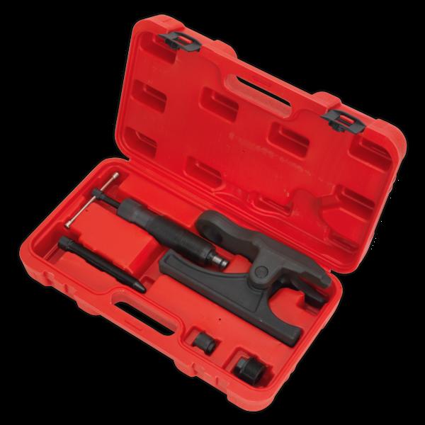 Sealey VS3813 Ball Joint Splitter Hydraulic & Manual - HGV  Thumbnail 3