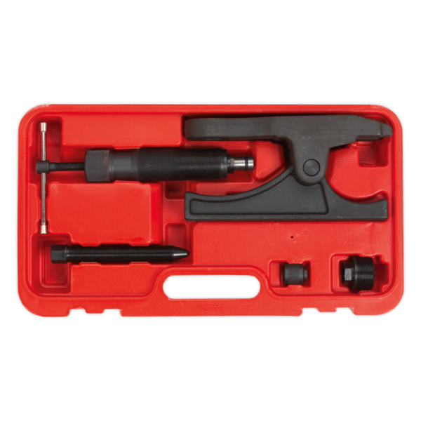 Sealey VS3813 Ball Joint Splitter Hydraulic & Manual - HGV  Thumbnail 2