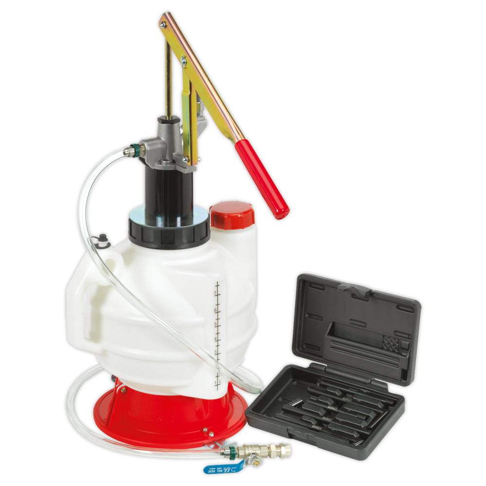 Sealey VS7009 Transmission & Engine Oil Filling System