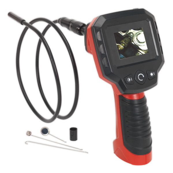 Sealey VS8196 Video Borescope 9mm Dia. Probe Thumbnail 1