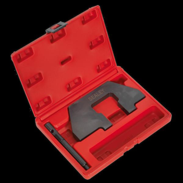 Sealey VSE118 Petrol Engine Timing Tool - BMW 1.6, 1.8, 1.9, 5.0 - Chain Drive Thumbnail 1