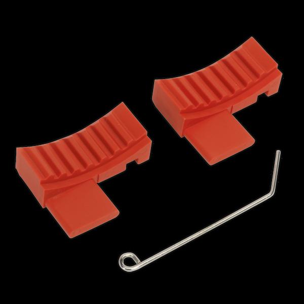 Sealey VSE131 Petrol Engine Timing Tool Kit Alfa Fiat Saab GM 1.4 1.6 1.8 16V Thumbnail 2