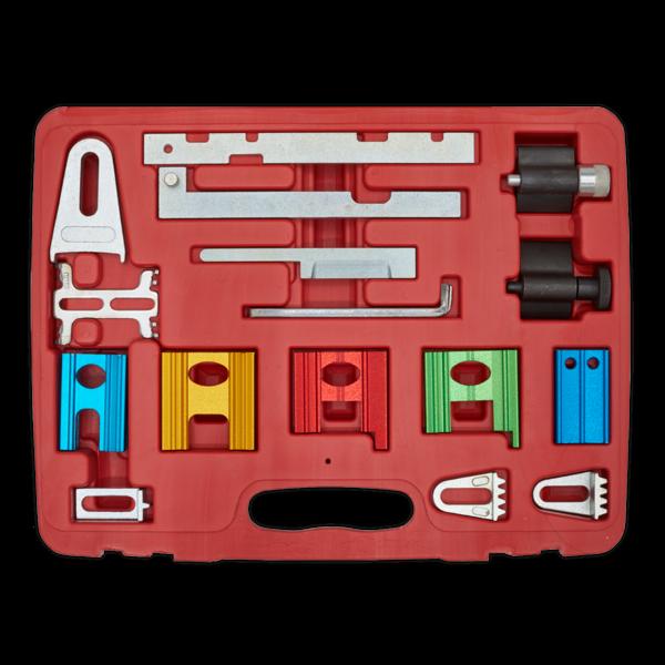 Sealey VSE180 Diesel & Petrol Engine Timing Tool Kit 16pc Thumbnail 3