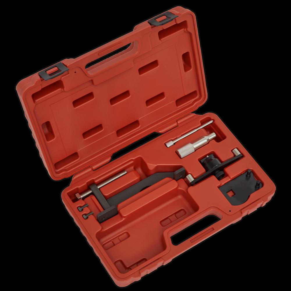 Sealey VSE242 Diesel Engine Timing Tool Kit Vauxhall/Opel Saab 2.0 2.2DTi 2.2TiD