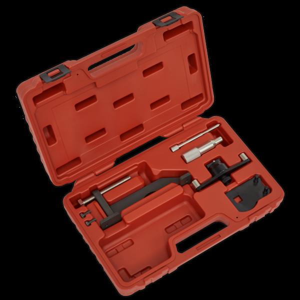 Sealey VSE242 Diesel Engine Timing Tool Kit Vauxhall/Opel Saab 2.0 2.2DTi 2.2TiD Thumbnail 1