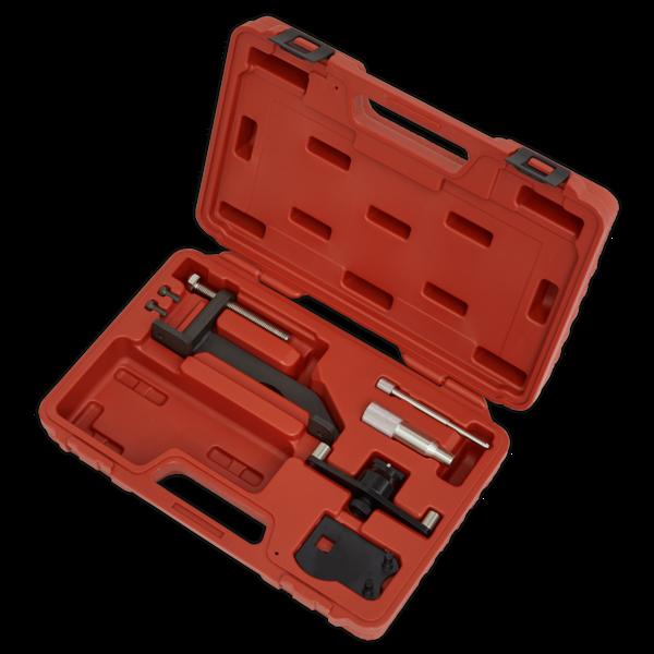 Sealey VSE242 Diesel Engine Timing Tool Kit Vauxhall/Opel Saab 2.0 2.2DTi 2.2TiD Thumbnail 2