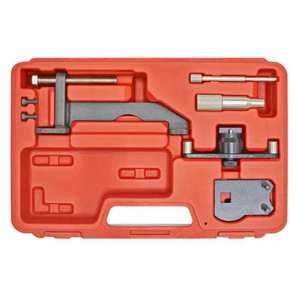 Sealey VSE242 Diesel Engine Timing Tool Kit Vauxhall/Opel Saab 2.0 2.2DTi 2.2TiD Thumbnail 3