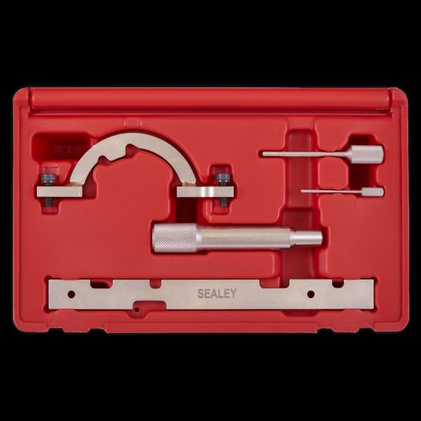 Sealey VSE243 Petrol Engine Timing Tool Kit Vauxhall/Opel Suzuki 1.0 1.2 1.4 Thumbnail 3