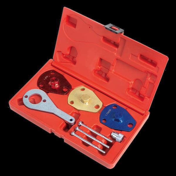 Sealey VSE2512 Diesel Engine Timing Tool Kit Alfa Fiat 1.7D/DT 1.9D/DT BeltDrive Thumbnail 2