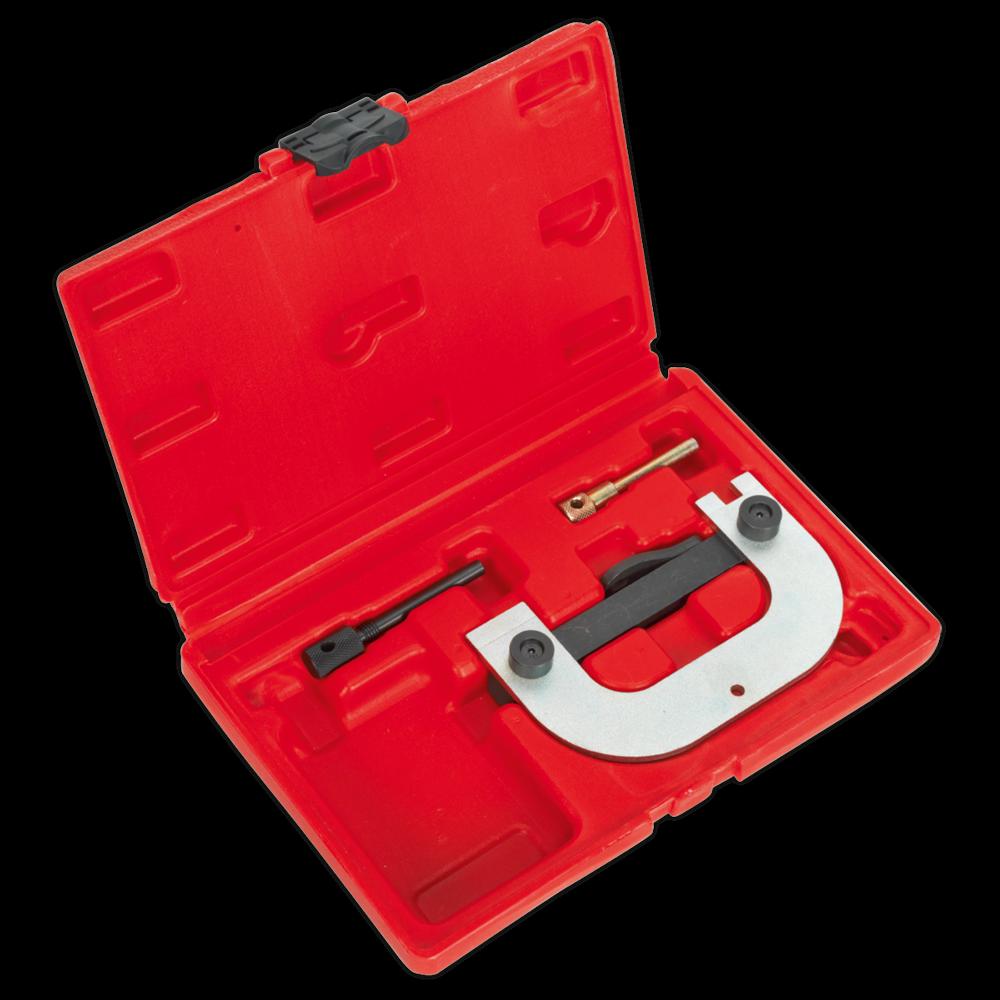 Sealey VSE5071 Petrol Engine Timing Tool Kit Renault 1.4 1.6 1.8 2.0 16v Belt