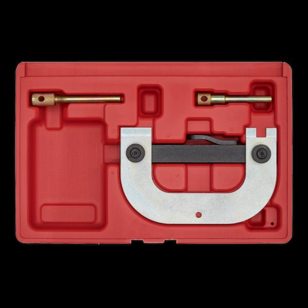 Sealey VSE5071 Petrol Engine Timing Tool Kit Renault 1.4 1.6 1.8 2.0 16v Belt Thumbnail 3