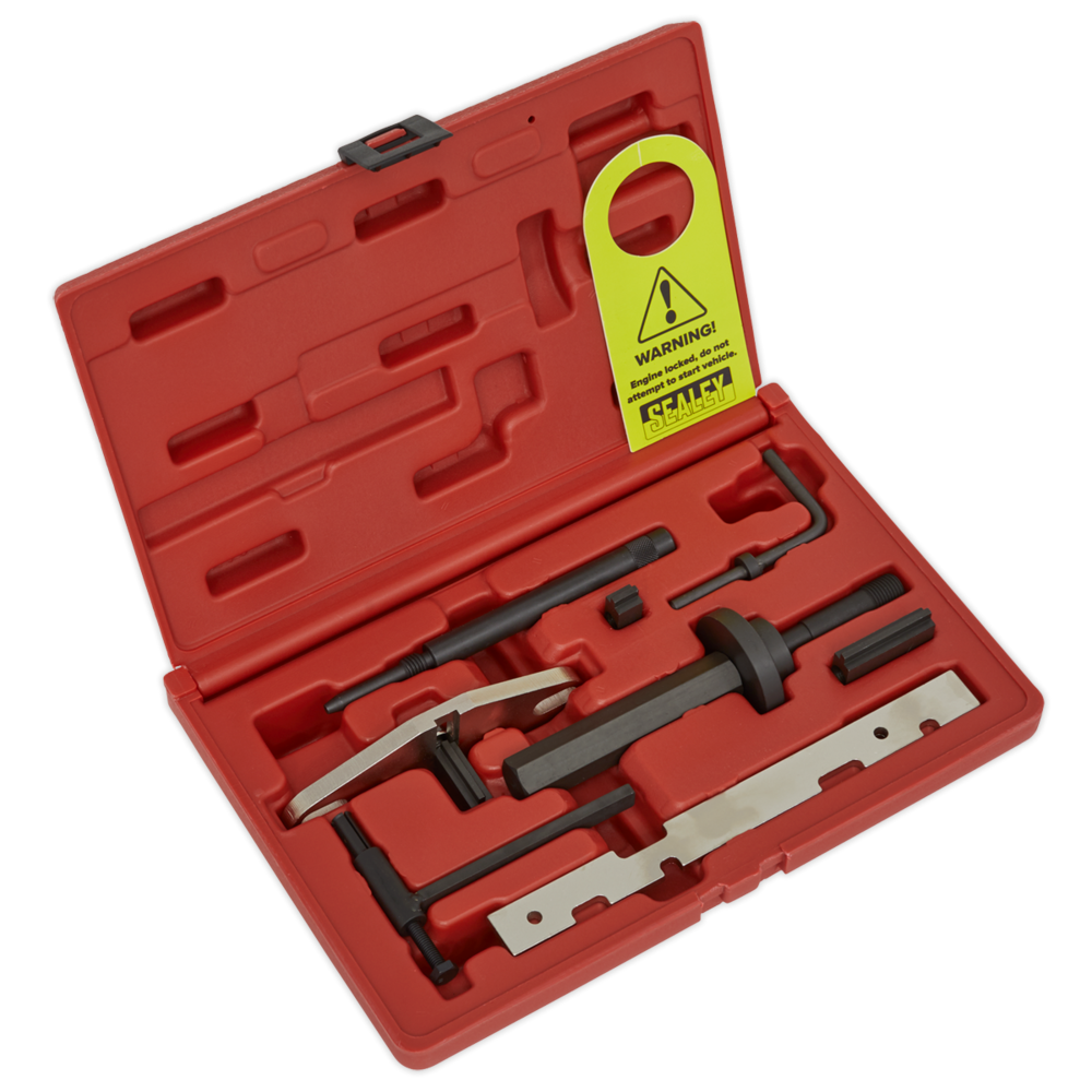 Sealey VSE5843 Diesel Engine Timing Tool /Timing Chain/Pump Remove-Install Kit