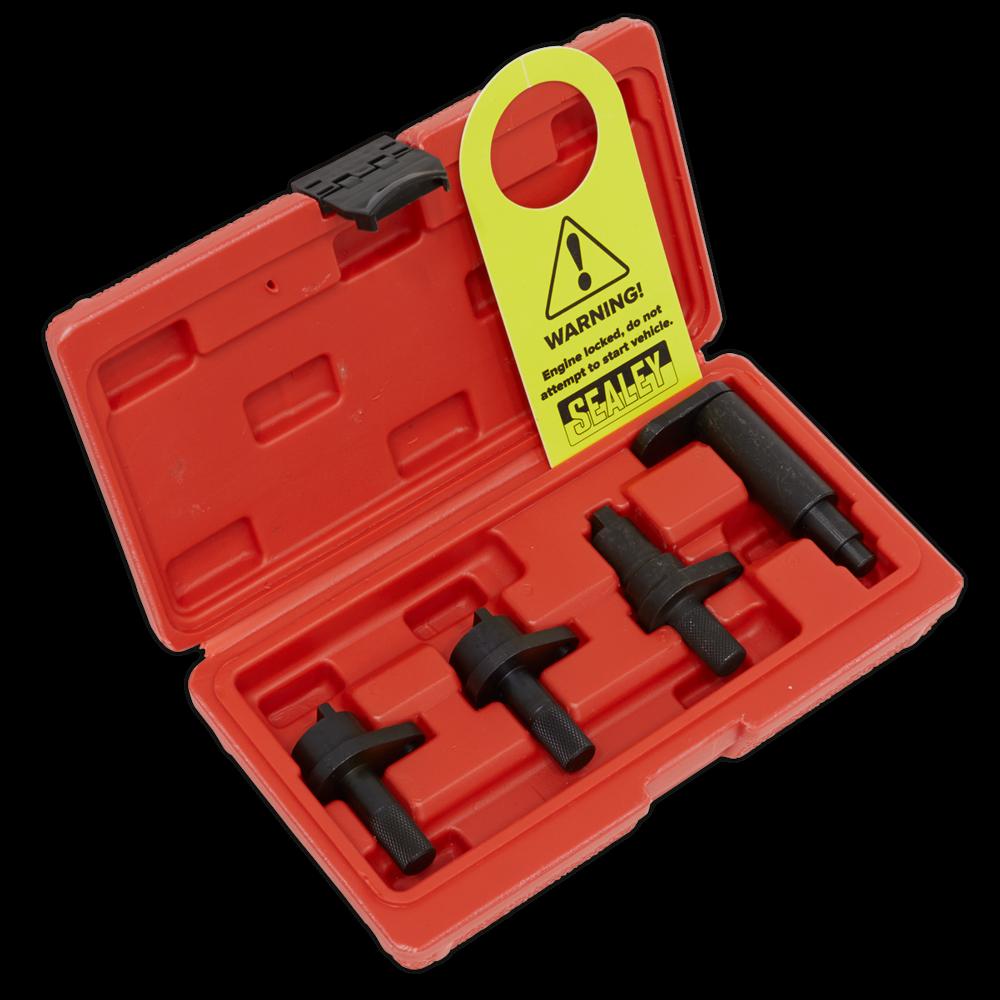 Sealey VSE5921 Petrol Engine Timing Tool Kit - VAG 1.2 3Cyl (6v/12v) Chain Drive