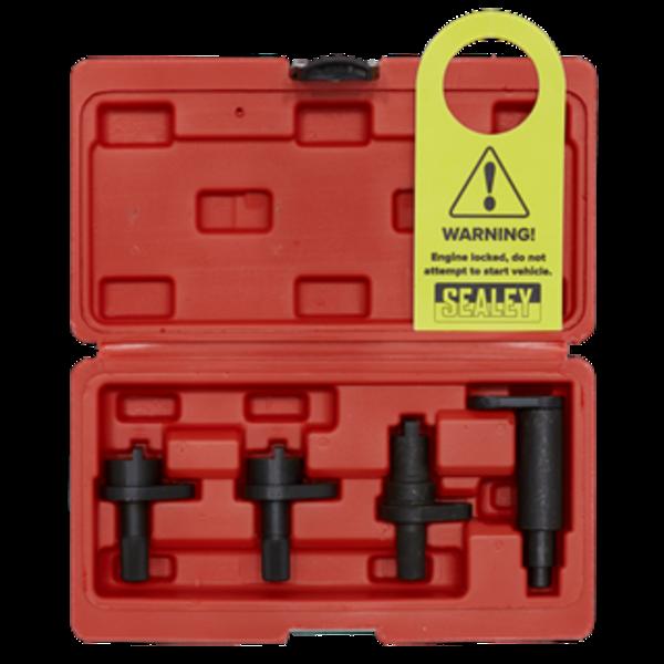 Sealey VSE5921 Petrol Engine Timing Tool Kit - VAG 1.2 3Cyl (6v/12v) Chain Drive Thumbnail 3