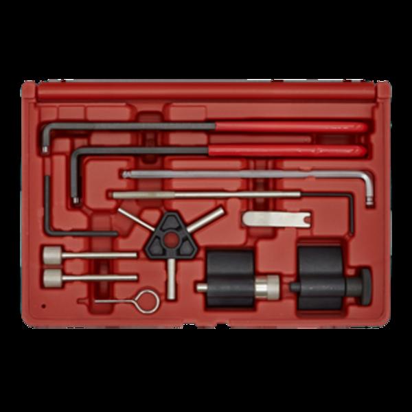Sealey VSE5951 Diesel Engine Timing Tool Kit VAG Dodge Ford Mitsubishi 1.2 1.4 Thumbnail 3