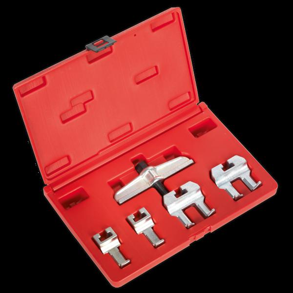 Sealey VSE5959 Diesel/Petrol Camshaft Sprocket Remover VAG 1.9 2.4 2.5 2.7 2.8 Thumbnail 1