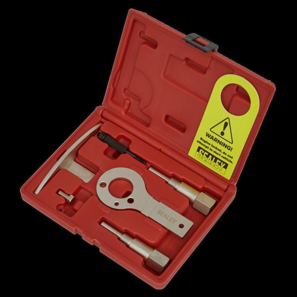 Sealey VSE5961 Diesel Engine Timing Tool Kit Alfa Fiat Lancia 1.6 1.9 2.0 2.4  Thumbnail 2