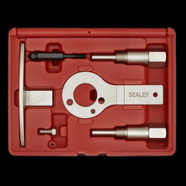 Sealey VSE5961 Diesel Engine Timing Tool Kit Alfa Fiat Lancia 1.6 1.9 2.0 2.4  Thumbnail 3