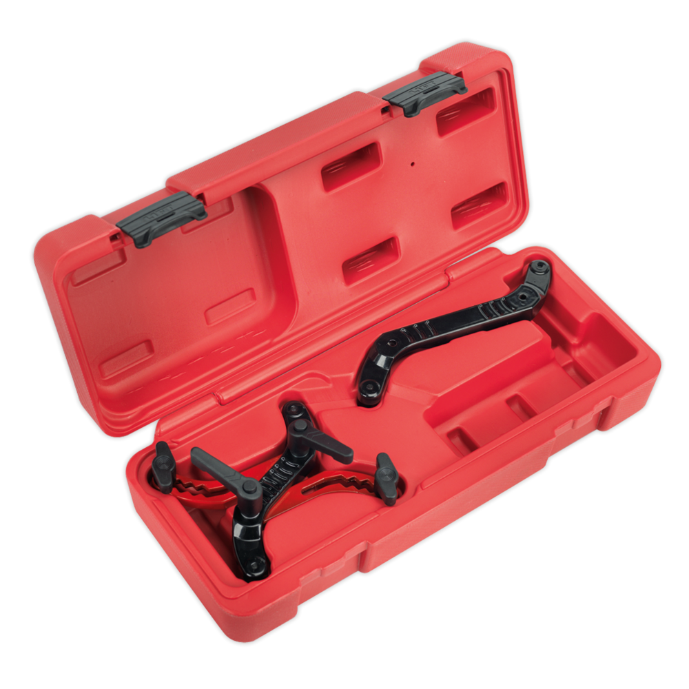 Sealey VSE888 Universal Twin Camshaft Locking Tool