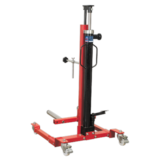 Sealey WD80 Wheel Removal-Lifter Trolley 80kg Quick Lift