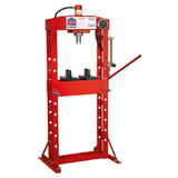Sealey YK209F Hydraulic Press 20 Tonne Floor Type
