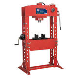 Sealey YK759F Hydraulic Press 75 Tonne Floor Type
