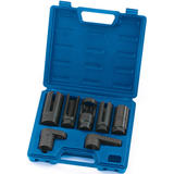 Draper 89765 Lss7 Expert 7Pc Lambda Socket Set In A Case