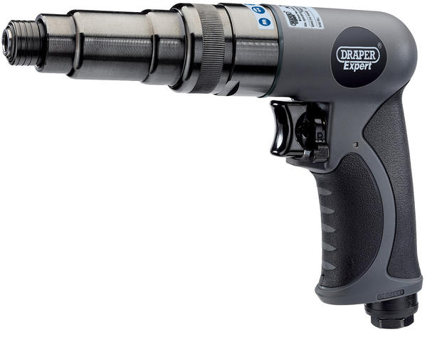 Draper 14193 5240Pro Expert Composite Body Soft Grip Air Screwdriver Thumbnail 1