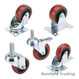 Draper Replacement Industrial Polyurethane Castor Wheels
