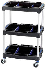Draper 4612 3 Tier Workshop Trolley