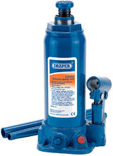 Draper 04979 BJ8 8 Tonne Hydraulic Bottle Jack
