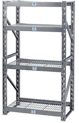 Draper 5230 Expert Heavy Duty Steel 4 Shelving Unit - 1040 X 430 X 1830mm