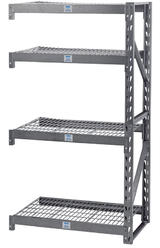 Draper 5231 Expert Heavy Duty Steel 4 Shelving Extension Unit - 1040 X 430 X 1830mm