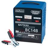 Draper 05597 BC14B Expert 12V/24V 12A Battery Charger