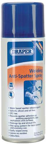 Draper 5709 400ml Anti-Spatter Welding Spray