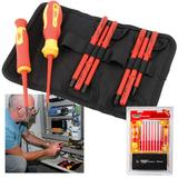 Draper 5721 965I/10 Expert 10 Piece VDE Insulated Screwdriver Set