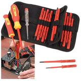 Draper 05776 965I/18 Interchangeable Insulated Screwdriver Set 18Pc